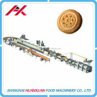 Professional Manufacturer Crispy Biscuit Making Machine