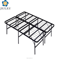 mattress foundation platform foldable metal bed frame DJ-PQ12