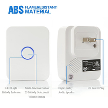 High-end industrial doorbell wireless for apartments