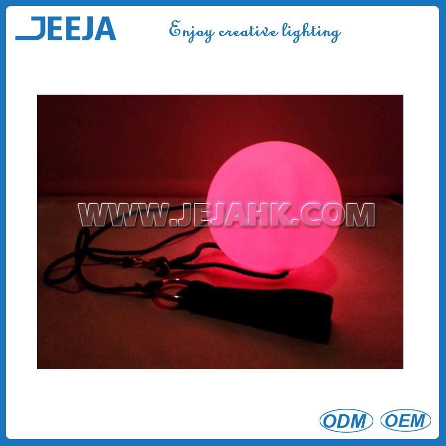 led lights balls spinning led ball led glow ball
