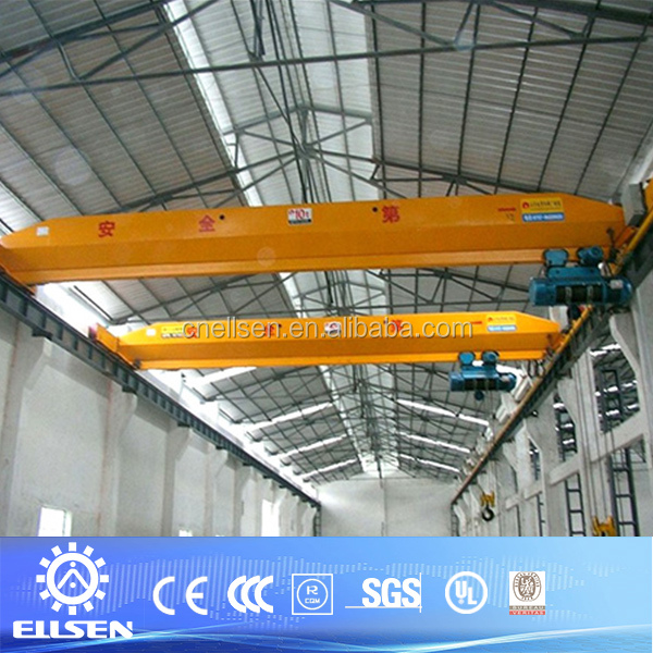 best quality overhead gantry crane with hoist