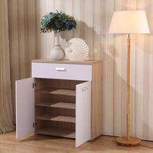 Professional Design Solid Wooden Shoe Storage Cabinet With Moderate Price