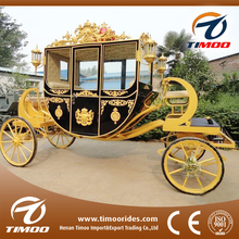 Hot Sale 2017 Sightseeing Royal Horse Carriage For Sale