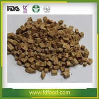 Nutritious and Hot selling freeze dried fd beef