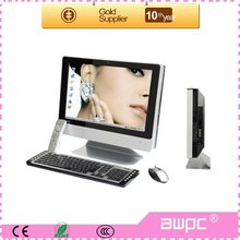 Support I3/I5/I7 19 inch All in One PC LCD Computer Desktop AWPC-190A