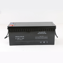 Green long lifespan deep cycle solar power storage 12v 150ah solar battery