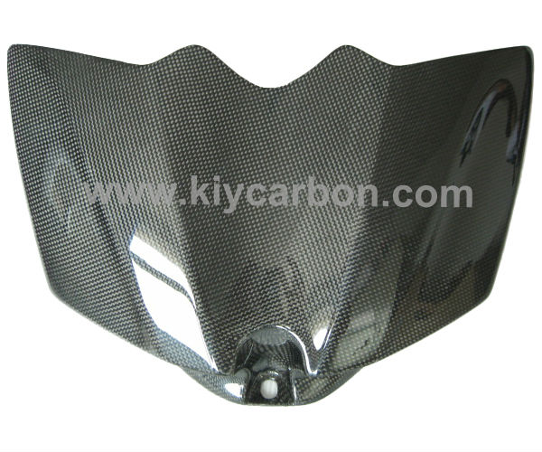 Carbon fiber motorcycle part tank cover for Yamaha r1 07-08
