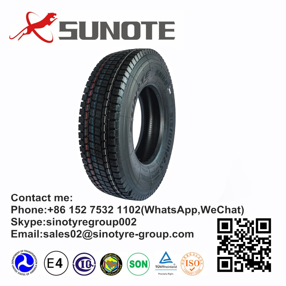 Popular cheap 295/80r22.5 radial truck tires with best quality on sale
