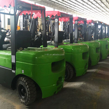 Wonderful price hot sale brand new 1.5 ton total diesel forklift truck