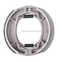 Top Quality For rx125 motorcycle brake shoe