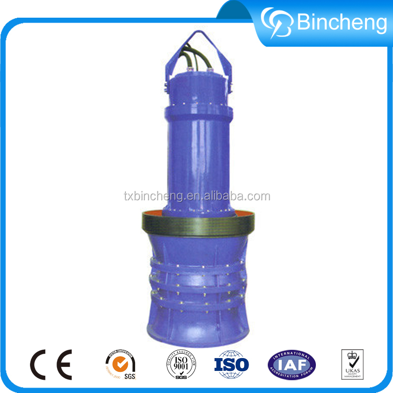 Easy installation best vertical axial flow pump electric