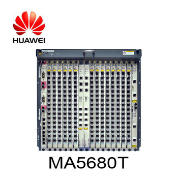 Huawei GPON OLT MA5680T Fiber Optic Equipment