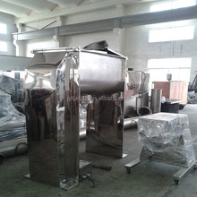 horizontal ribbon mixer for foods