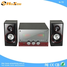 Supply all kinds of pc speakers 2.1,speakers subwoofer 80w,td-v26 speaker speakers instructions