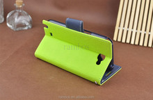 Pouch Buckle Magnetic Flap Folio Stand Leather Phone Flip Case for iPhone 5 5S 5C