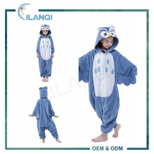 ALQ-C023 Matching cosplay costume pajamas kids unisex animal onesie