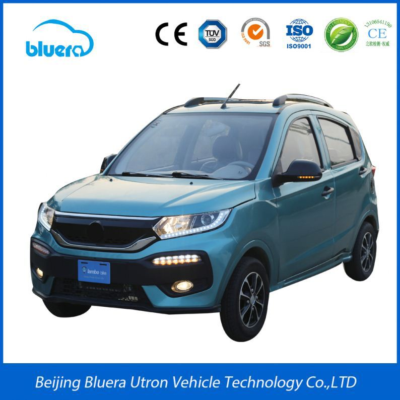 Hot Saling 10Kw Electric Car With Eec Certification And Coc 2 Seats
