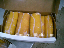 Frozen Mullet fish roe in roes with high DHA with HACCP FDA, BRC, ISO standard