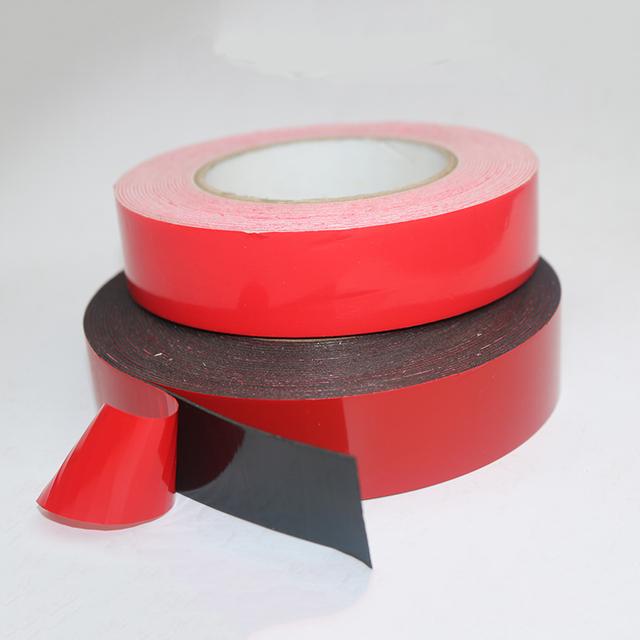 double face self adhesive foam masking tape
