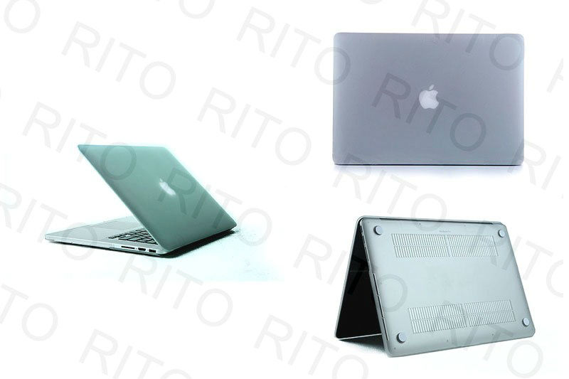 "Wholesale Matte Rubber Skin Case Cover For Macbook Air 13.3"" 13"" A1369,For Macbook Air 13"" Silicone Case,11 Colors"