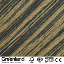 2017 Black ebony veneer door frame wood veneer for plywood mdf furniture