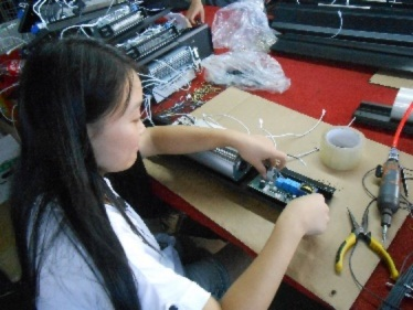Electronic Components Assembly