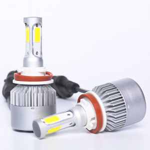9-36V Plug and Play Waterproof led auto headlight car led headlamp for sale