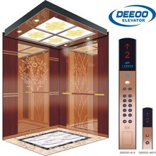 High-end cheap price 6 person building lift from China Factory