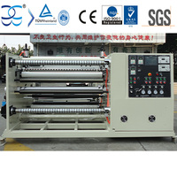 Roll to Roll Lamination Machine WIth Slitting And Slicing Function