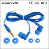 wholesale disposable earbuds low cost earphones airline earbud