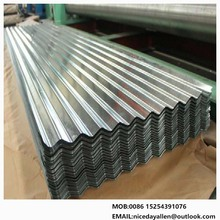 Boxing zinc roofing sheet with 20 days delivery time