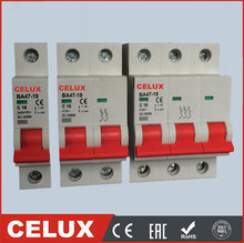 CT1-63 1P 2 amp motorized circuit breaker 2P 3P 4P 1A to 63A