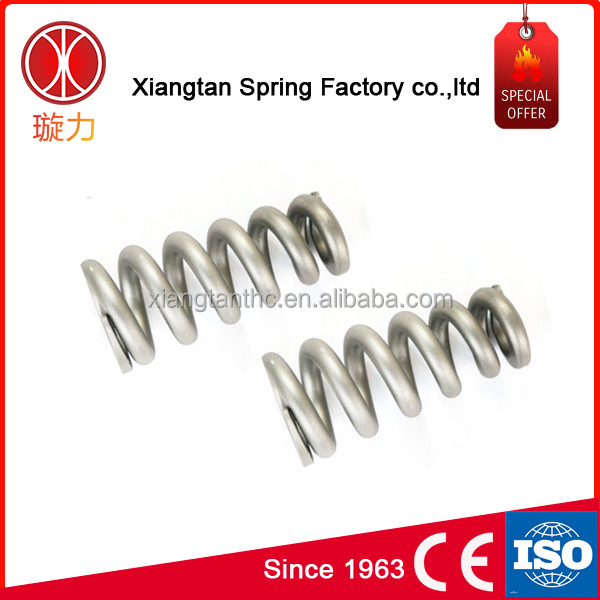 Super quality heavy duty conical helical wire pulling spring