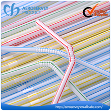 Manufacturer brightly colored telescopic drinking straw