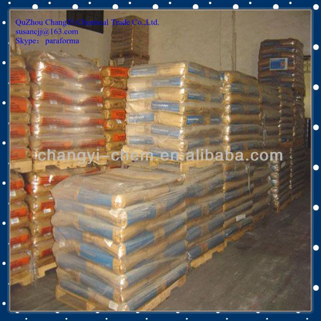 30525-89-4 paraformaldehyde 92% in withe prill 29126000 hot sale