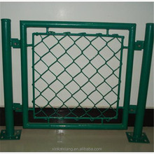 Plastic Covering Chain Link Fence, Green, Black, Brown, Blue, Orange Color For you