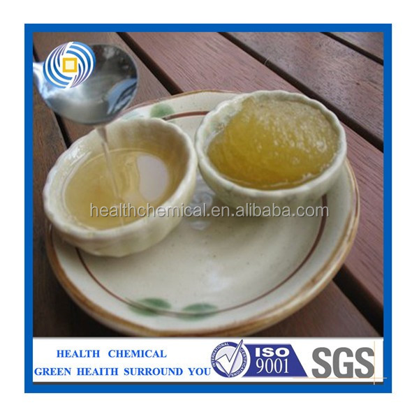 High quality food additives pectin pectine citrus pectin for Pectine cuisine