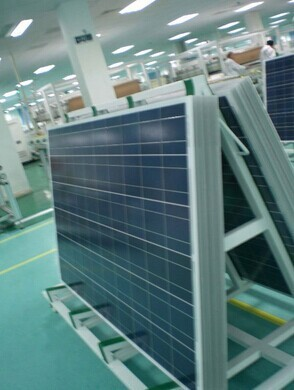 500w 550w solar panel for power system