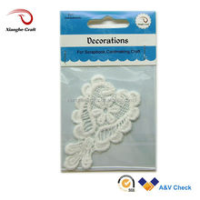 vintage lace flowers lace doilies wholesale embroidered patches