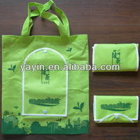 Cheap hot sale non woven foldable bag/ foldable grocery shopping bag/ foldable non woven recycle bag