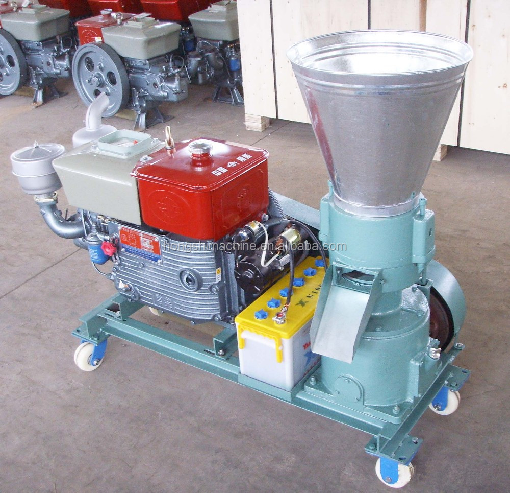 multifunctional poultry feed machine/animal feed making machine