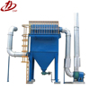 Cement silo filter electric pulse dust collector silo top dust microwave extraction system