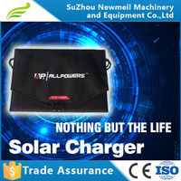 12w14w16w foldable solar panel power battery charger bag for phone laptop paid