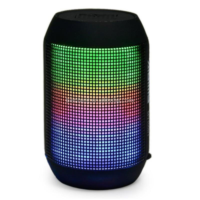 LED lights Shenzhen latest craze new products 2015 waterproof bluetooth speaker