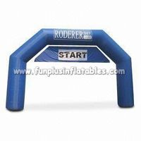 start finish outdoor event inflatable arch newly design entrance arch for racing P1040(3)