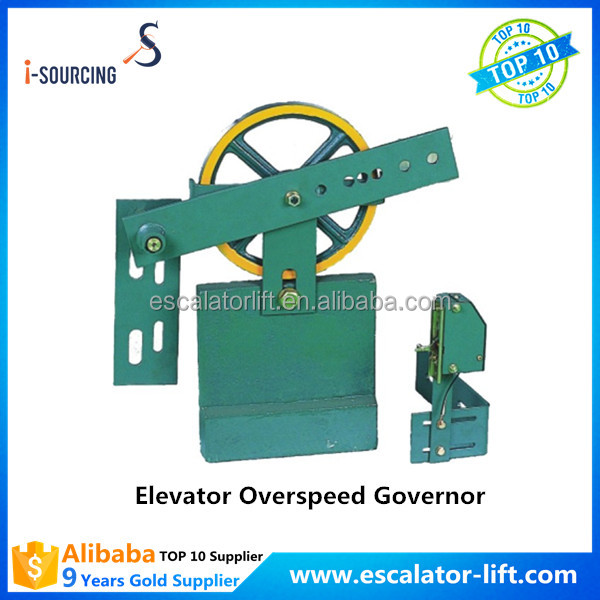 Elevator parts Elevator Over speed Governor Made in China