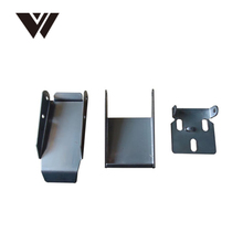 Metal parts with Bending, Laser cutting, Punching