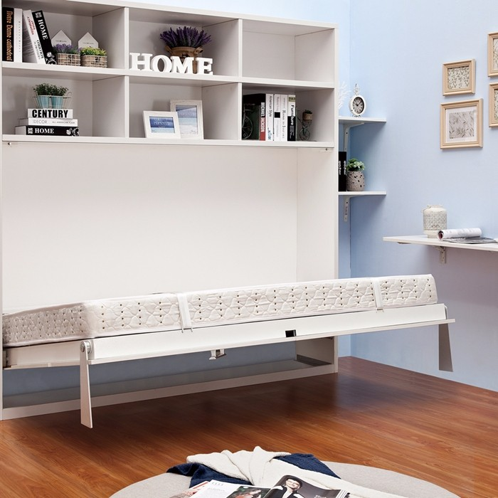 Murphy Bed Name Origin: Latest Designs Multifunction Sofa Foldable Horizontal