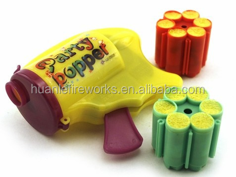 Confetti Pistol Party Popper Gun