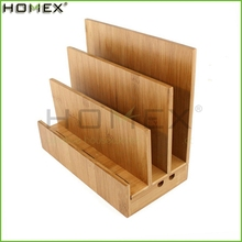Bamboo Mobile Phone Shop Design / Ipad Stand /Stand Base Mobile Phone/Homex_Factory